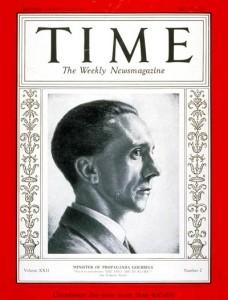 propaganda de Goebbels