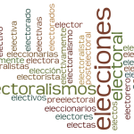 Búsqueda 'elecciones' – Campo semántico y familia léxica