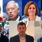 Las SERPs de los candidatos a presidir el Partido Popular